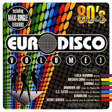 80's Revolution: Euro Disco, Volume 1 by Various Artists