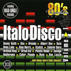 80's Revolution: Italo Disco, Volume 1 mp3 Compilation by Various Artists