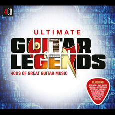 Ultimate Guitar Legends by Various Artists