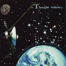 Outer Space Is Just a Martini Away by Thought Industry