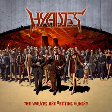 The Wolves Are Getting Hungry by Hyades