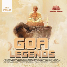 Goa Legends, Vol.2 mp3 Compilation by Various Artists