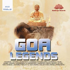 Goa Legends, Vol.3 mp3 Compilation by Various Artists