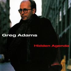 Hidden Agenda mp3 Album by Greg Adams