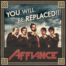 You Will Be Replaced mp3 Single by Affiance