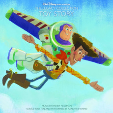 The Legacy Collection: Toy Story mp3 Soundtrack by Randy Newman