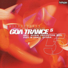 Goa Trance 5 mp3 Compilation by Various Artists