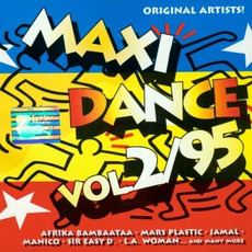 Maxi Dance, Vol.2/95 mp3 Compilation by Various Artists