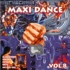 Maxi Dance, Vol.8/95 mp3 Compilation by Various Artists