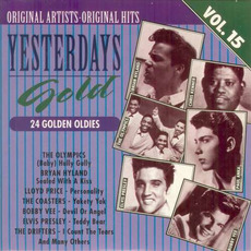 Yesterdays Gold: 24 Golden Oldies, Vol.15 by Various Artists