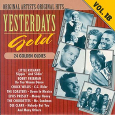Yesterdays Gold: 24 Golden Oldies, Vol.18 mp3 Compilation by Various Artists