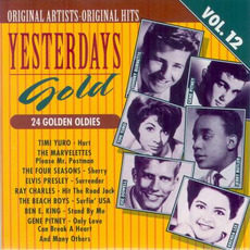Yesterdays Gold: 24 Golden Oldies, Vol.12 mp3 Compilation by Various Artists