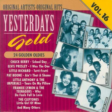 Yesterdays Gold: 24 Golden Oldies, Vol.16 by Various Artists