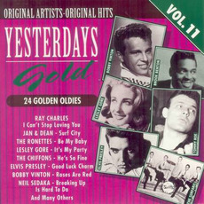 Yesterdays Gold: 24 Golden Oldies, Vol.11 mp3 Compilation by Various Artists