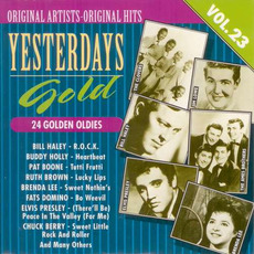 Yesterdays Gold: 24 Golden Oldies, Vol.23 by Various Artists