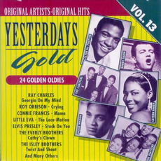 Yesterdays Gold: 24 Golden Oldies, Vol.13 mp3 Compilation by Various Artists