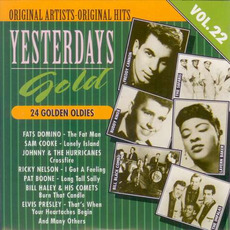 Yesterdays Gold: 24 Golden Oldies, Vol.22 by Various Artists