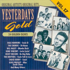 Yesterdays Gold: 24 Golden Oldies, Vol.17 by Various Artists