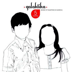 5 Years of Galaktika mp3 Compilation by Various Artists