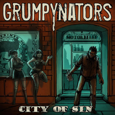 City of Sin mp3 Album by Grumpynators