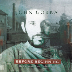 Before Beginning mp3 Album by John Gorka