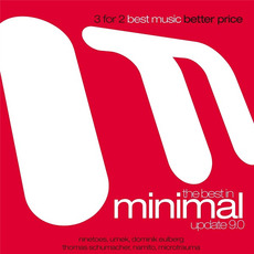 The Best in Minimal: Update 9.0 mp3 Compilation by Various Artists