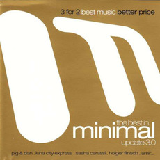 The Best in Minimal: Update 3.0 mp3 Compilation by Various Artists
