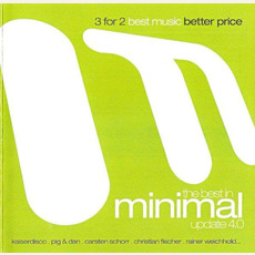 The Best in Minimal: Update 4.0 mp3 Compilation by Various Artists