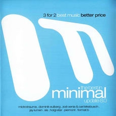 The Best in Minimal: Update 8.0 mp3 Compilation by Various Artists