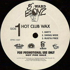 Hot Club Wax by 5th Ward Boyz