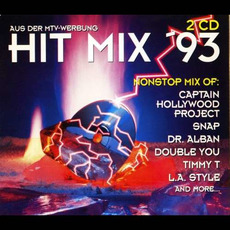 Hit Mix '93 by Various Artists