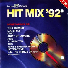 Hit Mix '92 mp3 Compilation by Various Artists