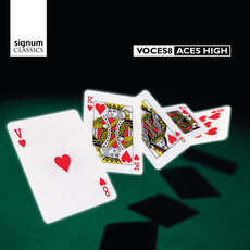 Aces High mp3 Album by Voces8