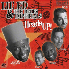 Head's Up! mp3 Album by Lil' Ed & The Blues Imperials