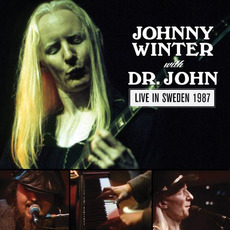 Live in Sweden 1987 by Johnny Winter with Dr. John