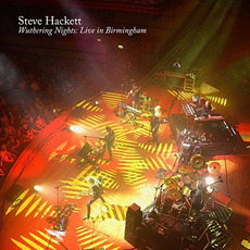 Wuthering Nights: Live In Birmingham mp3 Live by Steve Hackett