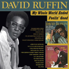 My Whole World Ended / Feelin' Good mp3 Artist Compilation by David Ruffin