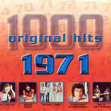 1000 Original Hits: 1971 mp3 Compilation by Various Artists