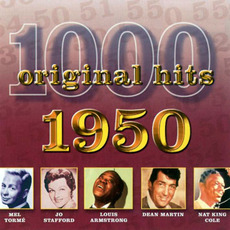1000 Original Hits: 1950 mp3 Compilation by Various Artists