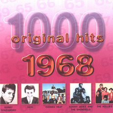 1000 Original Hits: 1968 by Various Artists