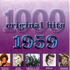 1000 Original Hits: 1959 mp3 Compilation by Various Artists