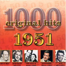 1000 Original Hits: 1951 mp3 Compilation by Various Artists