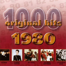 1000 Original Hits: 1980 by Various Artists