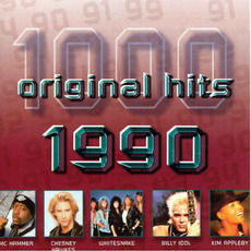 1000 Original Hits: 1990 by Various Artists