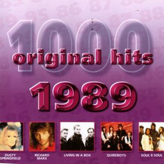 1000 Original Hits: 1989 by Various Artists