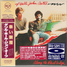 Along the Red Ledge (Japanese Edition) mp3 Album by Hall & Oates