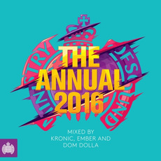 Ministry of Sound: The Annual 2016 (AU Edition) mp3 Compilation by Various Artists