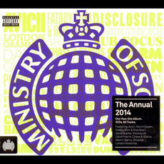 Ministry of Sound: The Annual 2014 (GB Edition) mp3 Compilation by Various Artists
