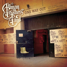 One Way Out: Live at the Beacon Theatre by The Allman Brothers Band