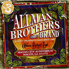 Macon City Auditorium: Macon, Georgia 2/11/72 mp3 Live by The Allman Brothers Band